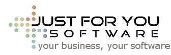 Just For You Software Logo